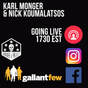 GallantFew Executive Director and Raider Project Director Going Live