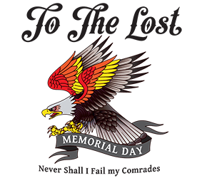 To The Lost Memorial Day Hero Challenge