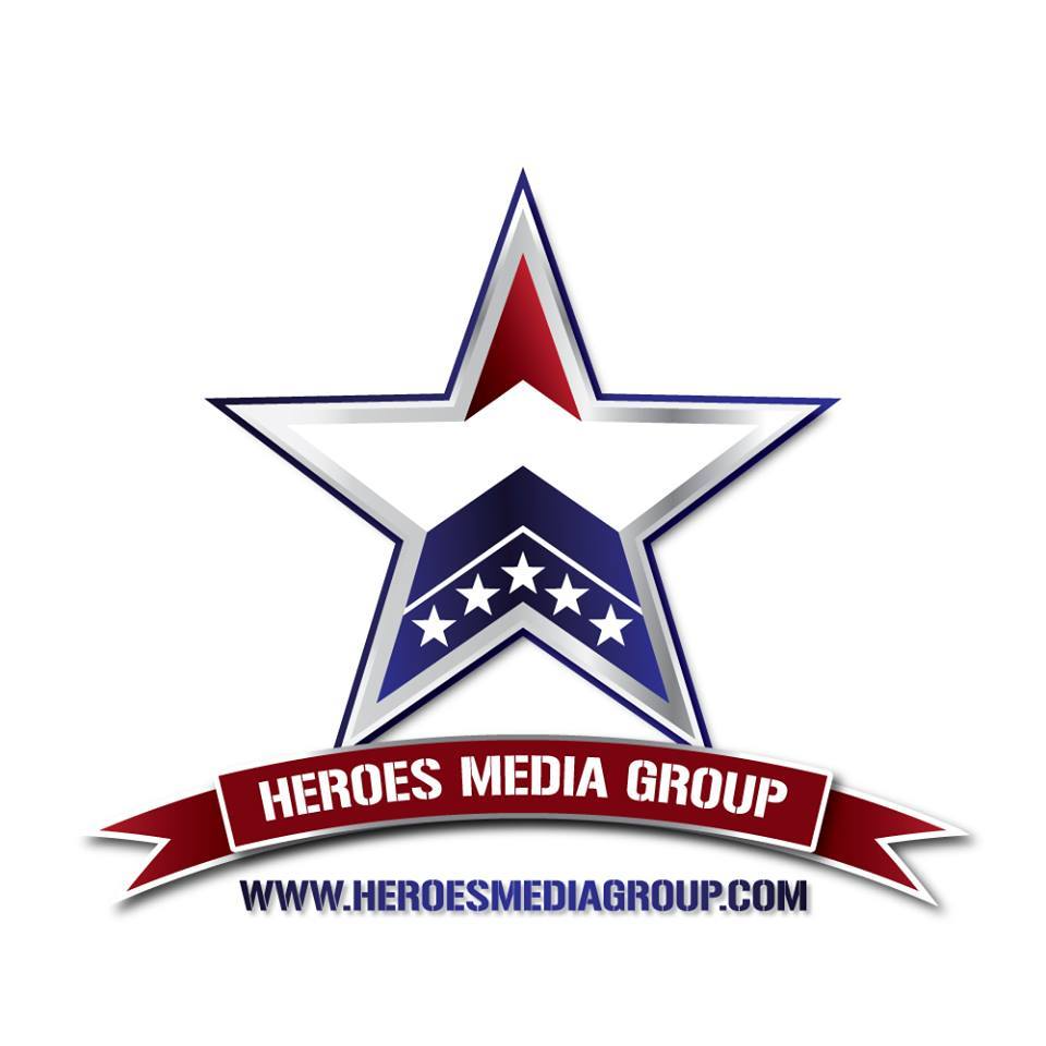 Heroes Media Group star logo