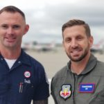 Army Veteran Flies with the Thunderbirds