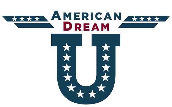 American Dream U logo