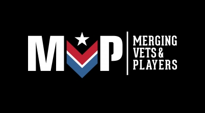 Merging Vets and Players logo