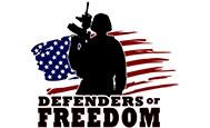 Defenders of Freedom logo