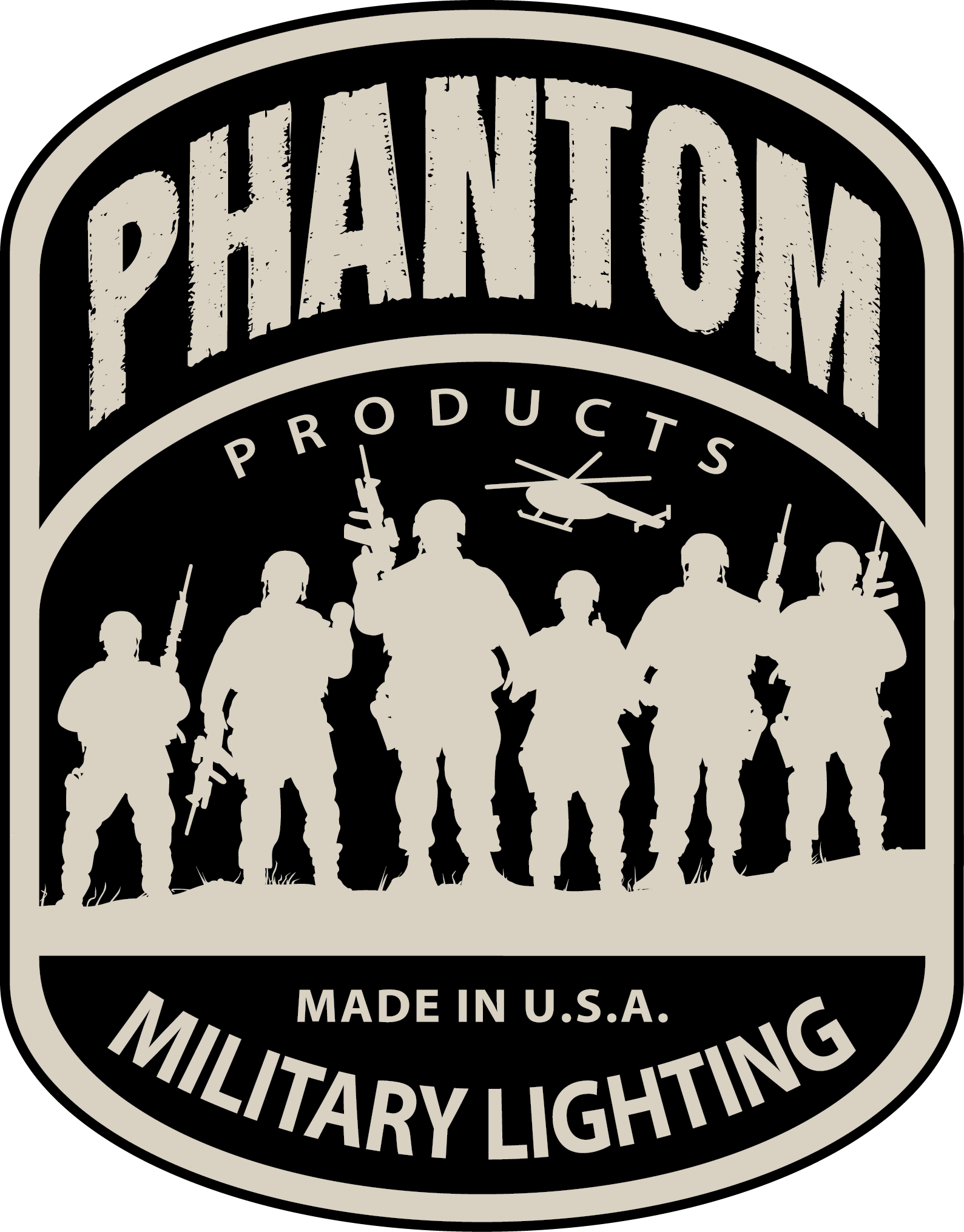 Phantom Lights logo