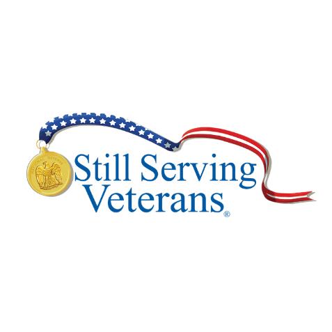 Still Serving Veterans logo