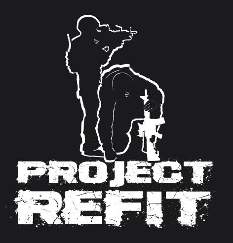 Project refit logo