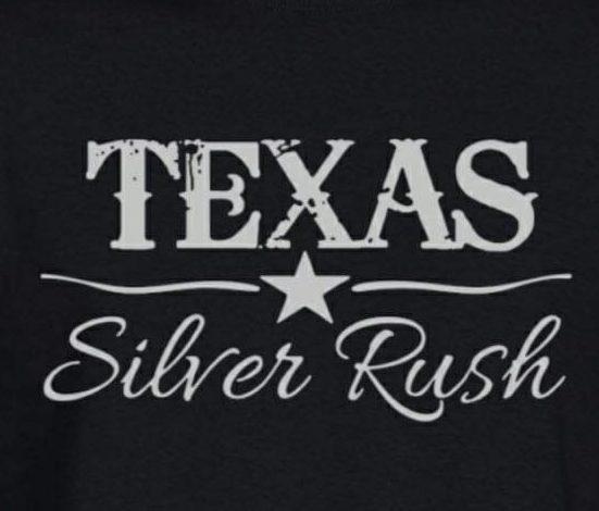 Texas Silver Rush logo