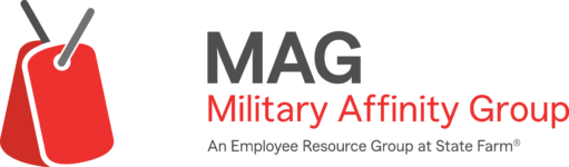 State Farm Military Affinity Group logo